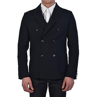 Tonello 06gw0501063u600 Men's Blue Wool Blazer