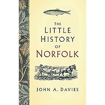 The Little History of Norfolk by John A. Davies - 9780750985765 Book