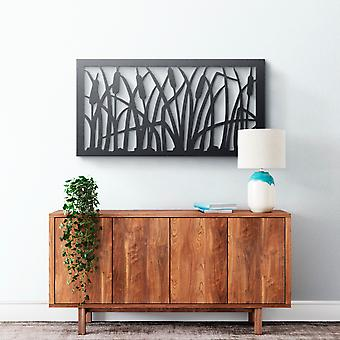 Metal Wall Art - Bulrush #1
