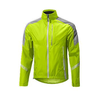 2017 Altura Nightvision 3 Hi-Viz Waterproof Jacket Yellow