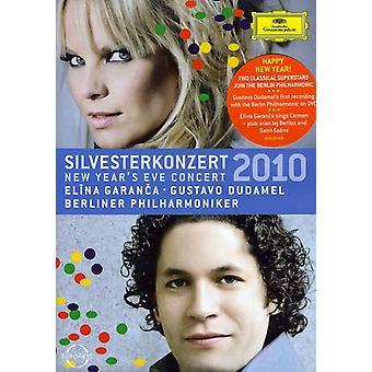 Elina Garanca - New Year's Eve konsert 2010 [DVD] USA import