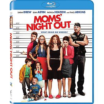 Mors Night Out [BLU-RAY] USA import