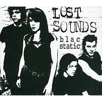 Lost Sounds - Blac Static [CD] USA import