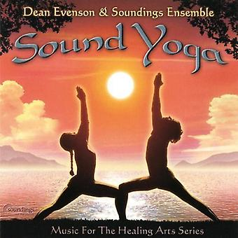 Dean Evenson & Soundings Ensemble - Sound Yoga [CD] USA import
