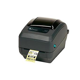 Imprimante de transfert thermique Zebra Gk420T 4In Bureau 203 Dpi