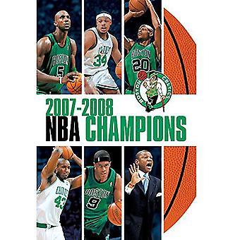 NBA Champions 2008: Boston Celtics [DVD] USA import