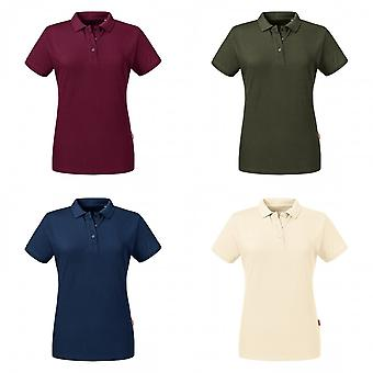 Russell Womens/Ladies Pure Organic Polo