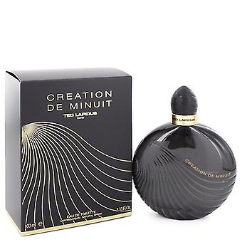Creation De Minuit by Ted Lapidus Eau De Toilette Spray 3.3 oz / 100 ml (Women)