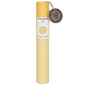 Something Different Solar Plexus Chakra Incense Sticks (Pack Of 30)