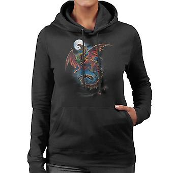 Alchemy Whitby Wyrm Women's Hooded Sweatshirt