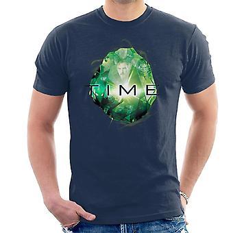 Marvel Avengers Infinity Krieg Zeit Stein Herren T-Shirt