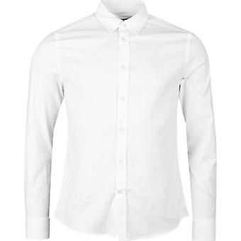 J.lindeberg Stretch Slim Fit Oxford Shirt