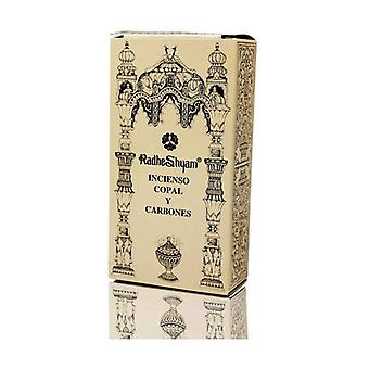 Copal and Charcoal Incense 10 units