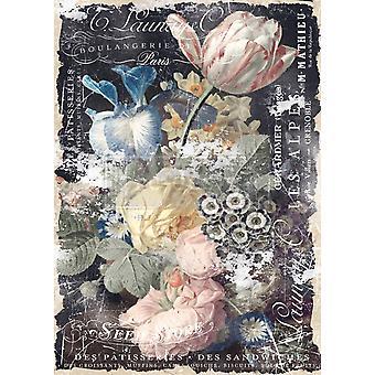 Re-Design with Prima Bridgette 19x30 Inch Mulberry Tissue Paper