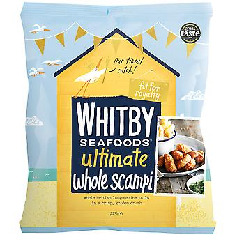 Whitby Frozen Wholetail Scampi