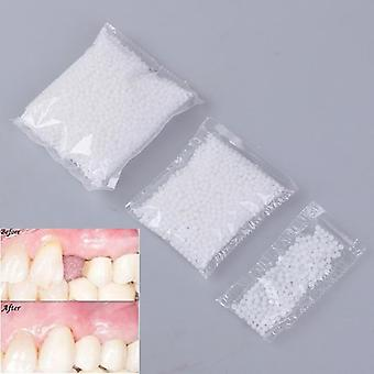 Resin False Teeth Solid Glue Temporary Tooth Repair Set - Teeth And Gap