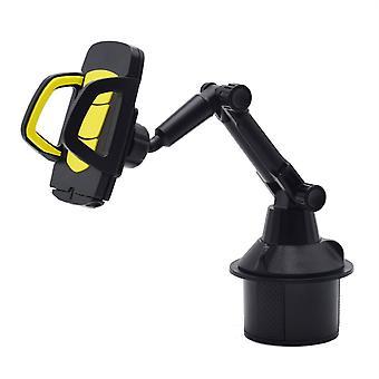 Uniwersalny obrót 360 elastyczne ramię samochód telefon zamontować gęsią skórkę cup uchwyt na 5-9.5cm szerokość telefonu komórkowego dla Xiaomi redmi 9a poco f2 pro