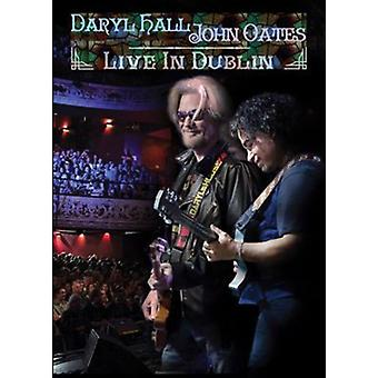 Hall & Oates - Live in Dublin [DVD] USA import