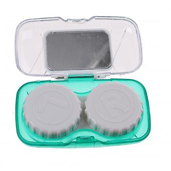 Lens Box Unisex Travel Set Green
