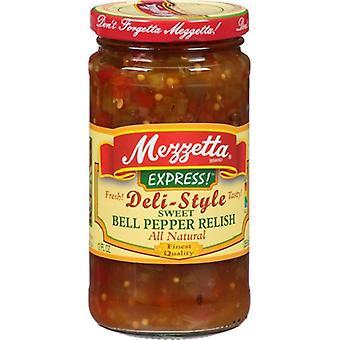 Mezzetta Deli Style Sweet Bell Pepper Relish