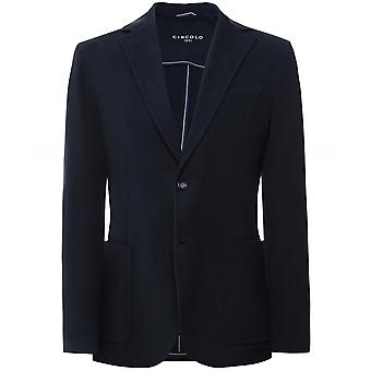 Circolo 1901 Slim Fit Cotton Jersey Jacket