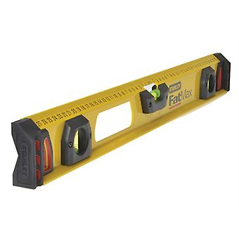Stanley Tools FatMax I-Beam Level 3 Vial 60cm STA143553