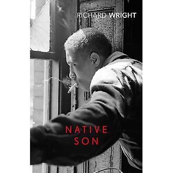 Native Son door Wright & Richard