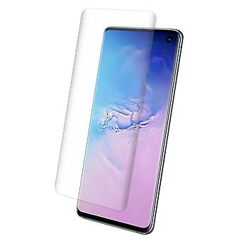 1x 3d Tempered Glass for Samsung Galaxy S10 Protective Glass Hard Protection Screen Transparent