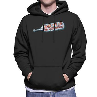 Animal House Thank You Sir May I Have Another Men's Hooded Sweatshirt