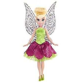 Disney Prinsesse Feer Tink Grønn Kjole Dukke Barn Leketøy