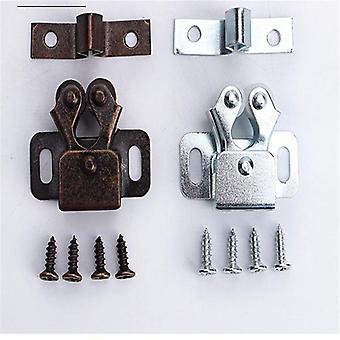 1pc Doppelkugel Rolle, fängt Schrank Schrank, Tür RiegelSchlösser, Hardware