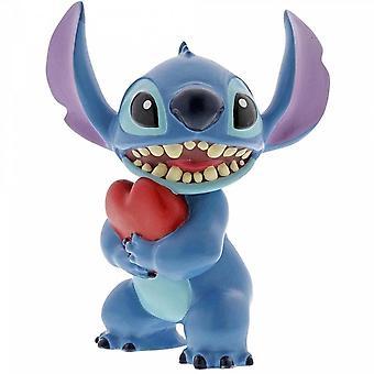 Disney Showcase Stitch Heart Figurine