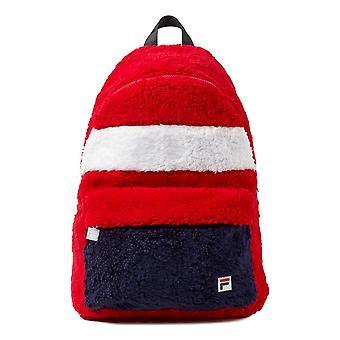 فيلا هيكسان حقيبة ظهر - أحمر صيني / بيكوت / أبيض