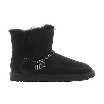 UGG Classic Charm Mini 1112493BLK universal winter women shoes