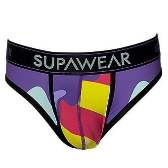Supawear Sprint Brief Bubblegum Paars | Heren Ondergoed | Heren Slip