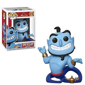 Aladdin - Genie with Lamp USA import