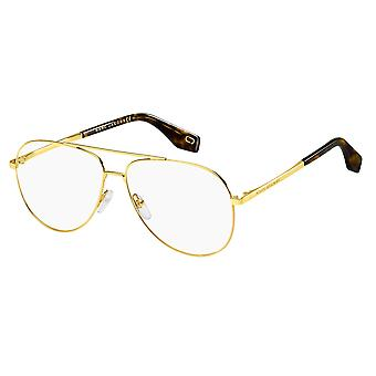 Marc Jacobs Marc 329 J5G Gold Glasses