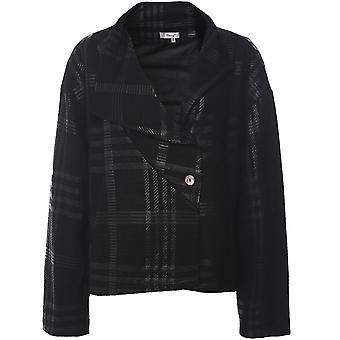 Thanny Checked Jacket