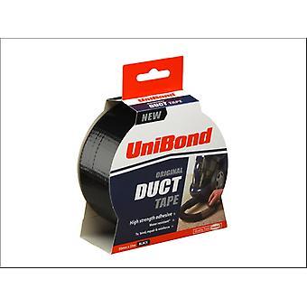 Unibond Original Duct Tape Black 50mm x 25m