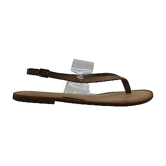 Madden Girl Womens Sienna Open Toe Casual Slingback Sandals
