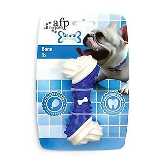 Dog Chew Bone Chicken Flavour Taste Dental Puppy Chews Rigid Teething