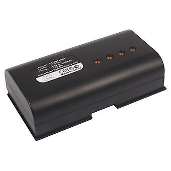 Battery for Crestron ST-BTPN SmarTouch 1550 1700 ST-1550 ST-1700 STX-1550 1700C
