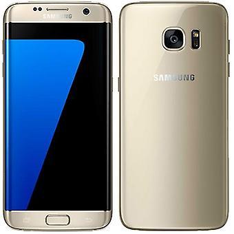 Samsung Samsung Galaxy S7 Edge Smartphone Unlocked SIM Free - 32 GB - Mint - Gold - 3 Year Warranty