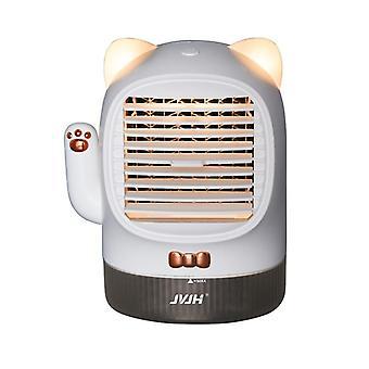 Mini Luftkühler Aroma Diffusor Glück Katze USB wiederaufladbar