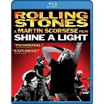 Shine a Light [Blu-ray] USA import
