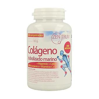 Marine hydrolyzed collagen with magnesium Zentrum 180 tablets