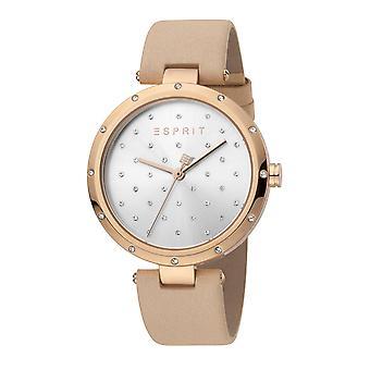 Esprit ES1L214L0035 Louise Silver Rosegold Women's Watch