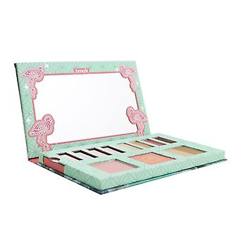 Party Like A Flockstar Palette (2x Lip Color 2x Lip Shine 4x Eye Shadow 1x Bronzer 1x Face Powder 1x Blush) - 18g/0.58oz