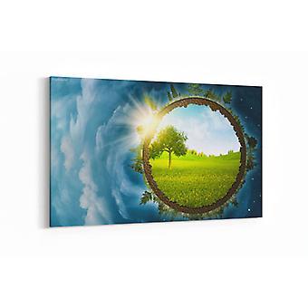 Malerei - Innen, abstrakt - 100x70cm