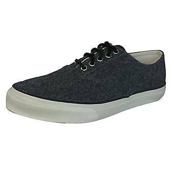 Sperry CVO Wool Mens Trainers / Shoes - Grey